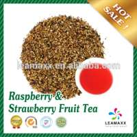 Premium Pomegranate & Strawberry Black Tea Bubble Milk Tea