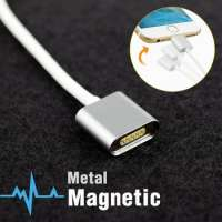 speed magnetic micro usb otg cable