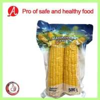 Vacuum Packed Sweet Corn  Manufacturer