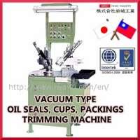 deburring vacuum trimming machine industrial use
