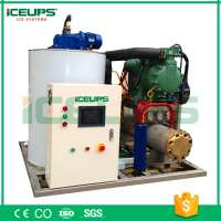 ICEUPS flake ice machine for fishing  Manufacturer