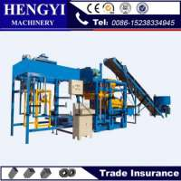 automatic cement hollow block making machine Manufacturer