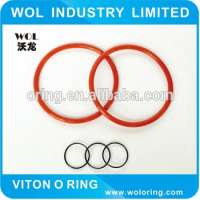 Silicone Rubber Seal O Ring Manufacturer