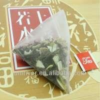 Lemon Green Tea BagSlimming Tea Bag Manufacturer