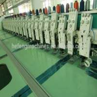 Taping stitch braiding stitch Embroidery Machine