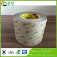 Double Sided Membrane Switch Tape Thermally and Waterproof Transfer Tape Manufacturer