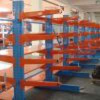 CE approved warehouse rack steel cantilever racking storage system Manufacturer