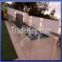 Swimming Pool Heat Soaked 12mm Clear Toughened Glass Manufacturer