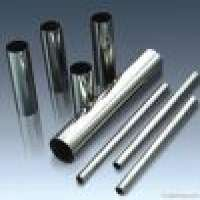 312 stainless steel round pipetube and  Manufacturer