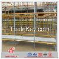 scaffolding steel step ladder used during construction steel plank Manufacturer