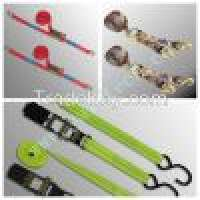 cargo lashing strap belt tie down tracks winch strap CE and GS certification Manufacturer