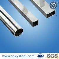 201 410 stainless steel square pipe&amptube  Manufacturer