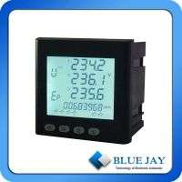 Bj194z9s4 multifunction rs485 power meter current voltage monitor Manufacturer